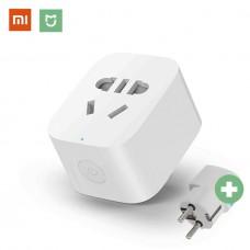 Розетка Xiaomi MiJia Smart Socket 2 Wi-Fi (ZNCZ04CM)