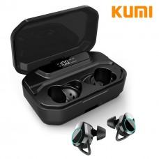 Bluetooth гарнитура KUMI T3S (Black)