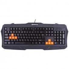 Клавиатура REAL-EL Gaming 8400 (Black)