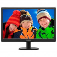 Монитор PHILIPS 223V5LSB2/62 (Black)