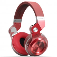 Bluetooth гарнитура Bluedio T2 Plus (Red)