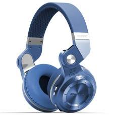 Bluetooth гарнитура Bluedio T2 Plus (Blue)