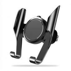 Car holder Licheers 360 Rotate M Air vent (LCCZZJ007) (Black)