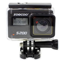 Экшн-камера SOOCOO S200 (Black)