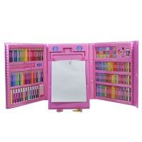 Набор для рисования Super Mega Art Set 208 предметов (Pink)